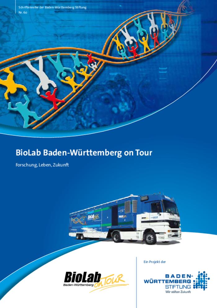 Der Abschlussbericht zum BioLab Baden-Württemberg on Tour