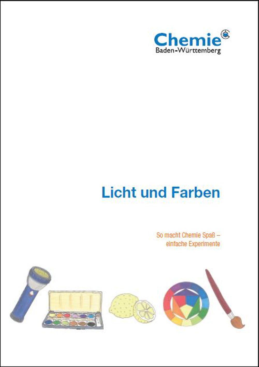 Chemie Verbände Baden Württemberg Licht Und Farben Einfache