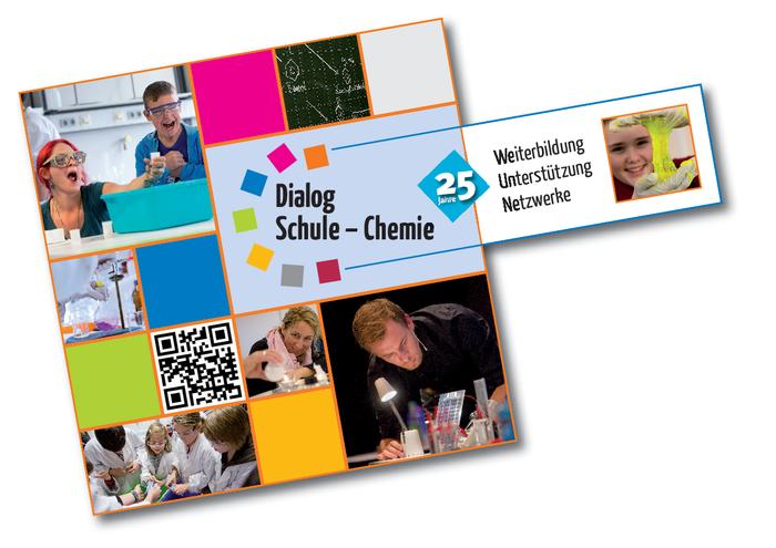 Der Dialog Schule-Chemie wird 25 Jahre alt - ein Grund zurück zu schauen und zu sehen, was ein Vierteljahrhundert ausgemacht hat.