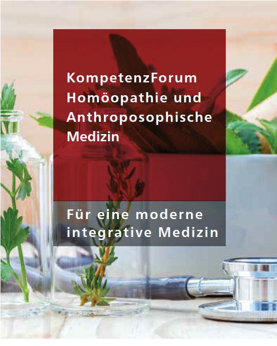 Kompetenzforum Homöopathie und Anthroposophische Medizin